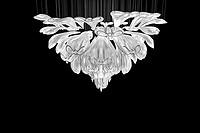 璞玉现代室内MT1026白色装饰吊灯