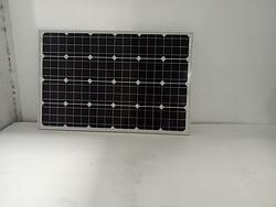 单晶100W太阳能组件可定制