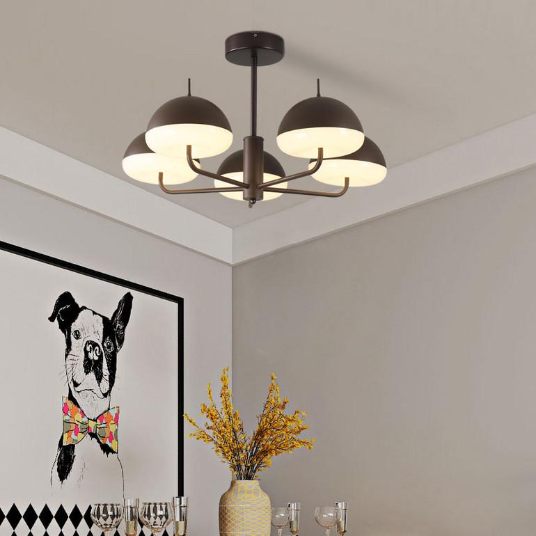 易宇LZ70633创意卧室led吊灯