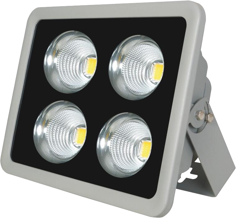 COB投射灯聚光灯工矿灯塔吊灯室外防水广场照明灯具泛光灯投光灯