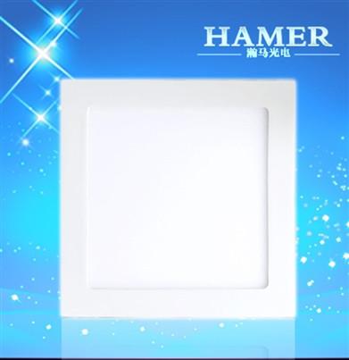 金盟LED15W方形超薄面板灯