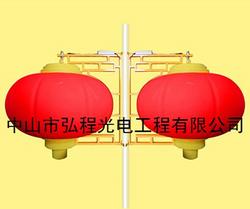 弘程PETG+PC 1500MM滚塑灯笼(双灯)