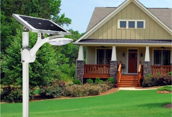 一体化太阳能LED庭院灯SO-8801