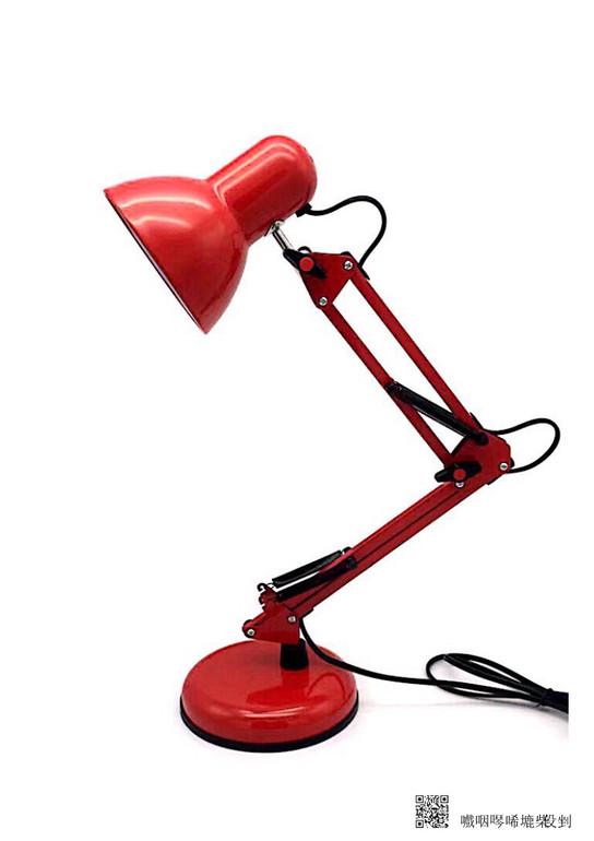 红色台灯1