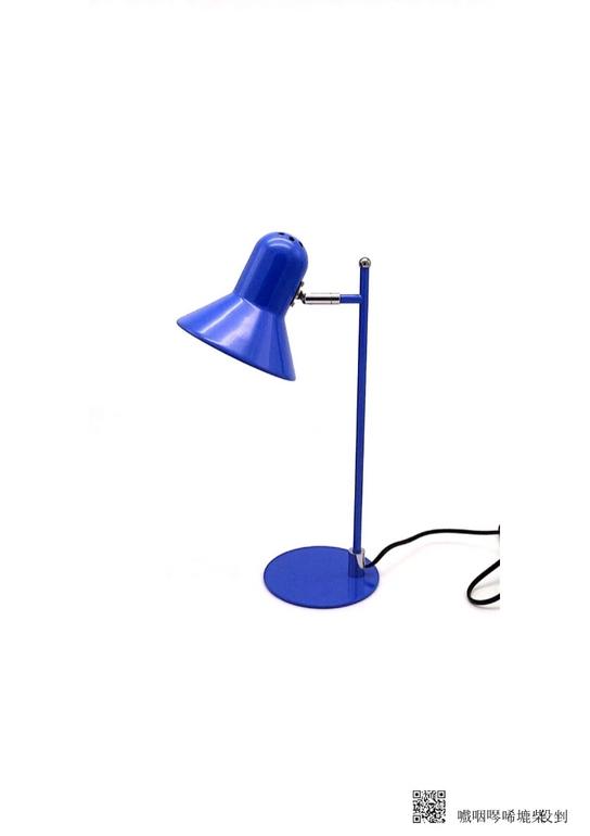 蓝色台灯1