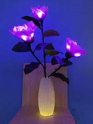 LED玉兰花瓶