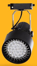 LED六爪轨道灯