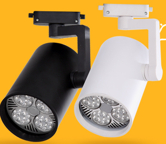 LED直筒轨道灯
