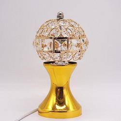 金色花瓶新100平口水晶