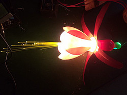 七彩灯笼花婚庆节日装饰灯告白氛围灯