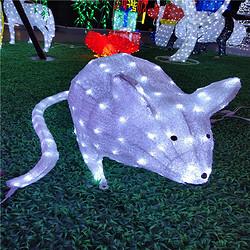 滴胶老鼠造型灯