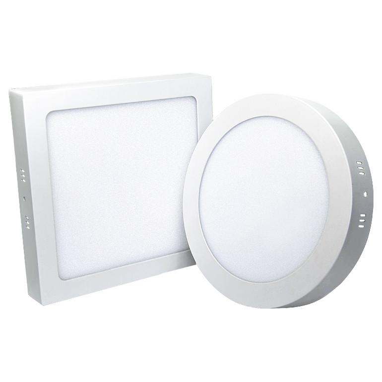 明装面板灯