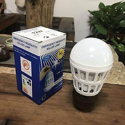 12W白色应急灭蚊灯