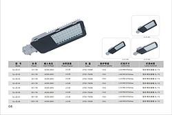 牙刷系列多瓦数LED路灯