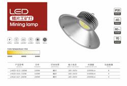 LED鳍片工矿灯