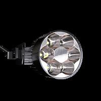 摩托车灯渲染图