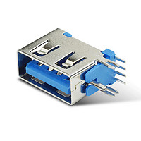 USB3.0 側插短體