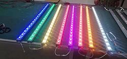LED 点光源 彩色