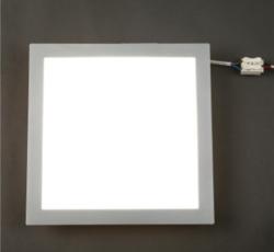 方形平板灯