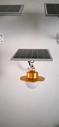 龙顿现代简约太阳能户外防水壁灯