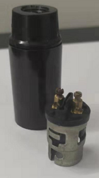 B15-D02 B22-D02 电木 锁线式 灯头 灯座