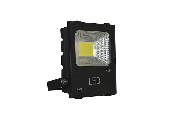 投光灯LED(亮辉)聚光灯 工作灯户外照明灯防水射灯室外探照灯车间工地超亮强光