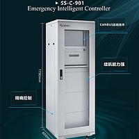 EPS消防應急照明疏散系統智能控制器SS-C-901