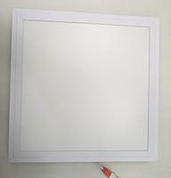 特力杨白色正方形面板灯