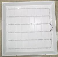 特力杨白色正方形面板灯光源