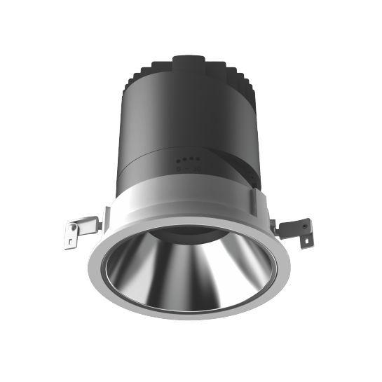 意米欧嵌入式LED射灯 洗墙灯 防眩光射灯 天花灯 可调角度射灯