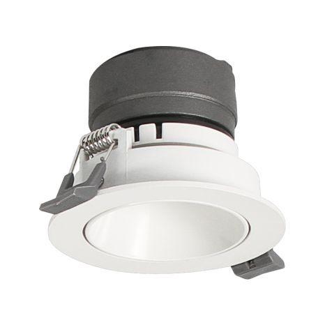 意米欧嵌入式射灯 LED射灯 洗墙灯 防眩光射灯 天花灯 可调角度射灯