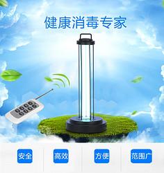 便携智能遥控紫外线消毒灯