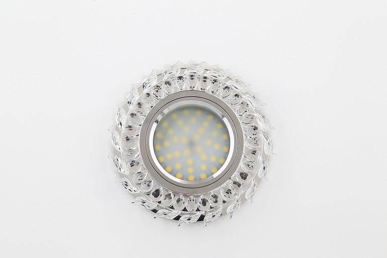 Lobit牌家用K1639L-1亚克力带LED吸顶灯天花灯筒灯射灯