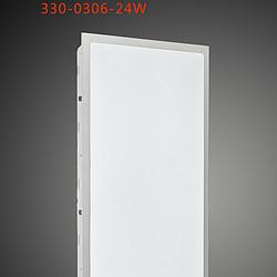 LED白色装饰家居照明平板灯