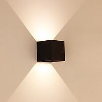 意米欧LED现代简约户外室内两用壁灯 户外壁灯 防水庭院灯 楼梯过道阳台壁灯 现代简约室外壁灯