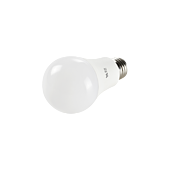 明朗II LED球泡灯E27,白色,塑包铝,