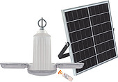 防水节能环保太阳能吊灯