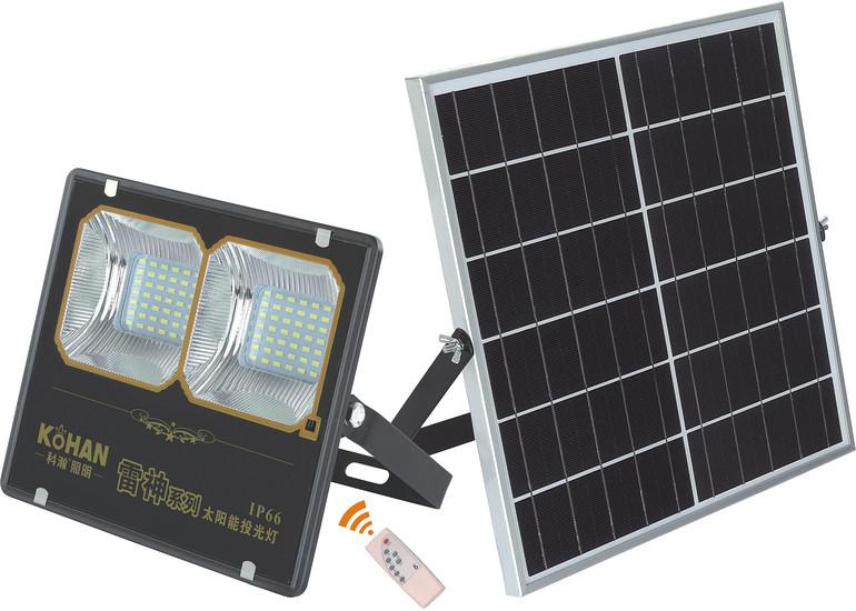 科越雷神系列太阳能投光灯