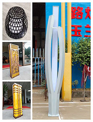 个性创意庭院灯路灯