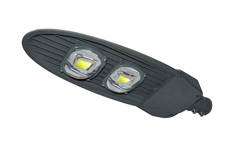 LED路灯(亮辉)广场小区庭院灯头防水挑臂电线杆道路灯 户外灯新农村超亮
