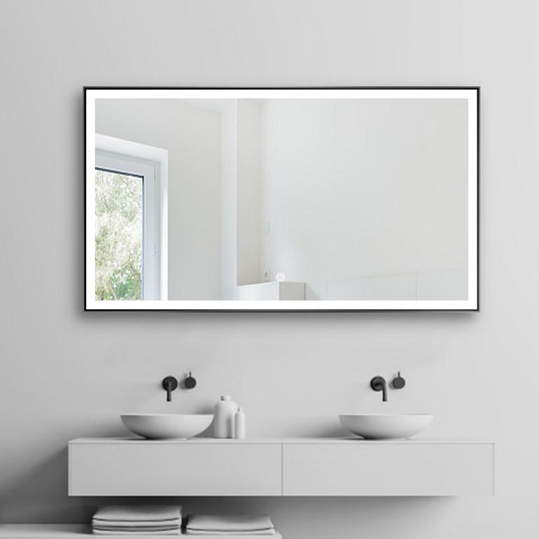 现代轻奢浴室洗手台过道梳妆台镜前灯