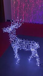 LED滴胶3D鹿子