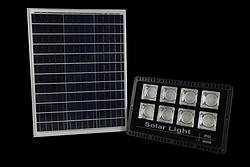 800W IP65大功率太阳能投光灯