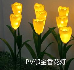 博展PV郁金香花灯