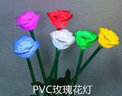 博展PV玫瑰花灯
