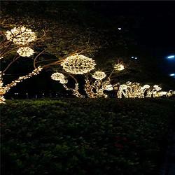灯熠树挂件圆球灯