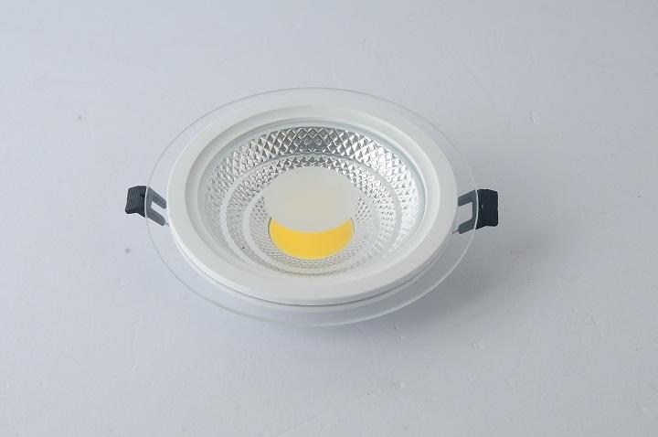 观亮COB圆形玻璃灯