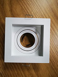 中视方形LED灯壳