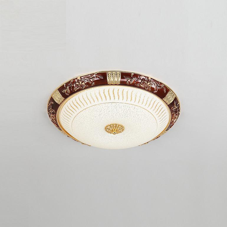 中式六珠花吸顶灯