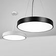 羅以LED現代簡約圓形臥室吸頂燈